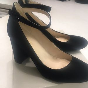 Marc Fisher ankle strap pumps